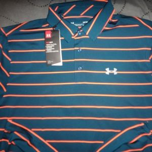 UNDER ARMOUR POLO SHIRT 2XL XL L MEN NWT $64.99